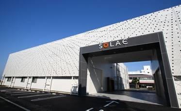 太陽光・省エネ設備の体験型展示場 「SOLAE」を2009年に開設。新エネルギー事業のセカンドステージへ一歩を踏み出す。