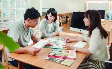 今秋、静岡市葵区鷹匠にオープンした住宅相談窓口「イエタテ相談カウンター」