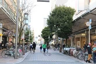 ほどよく都会。生活に便利なコンパクトシティ