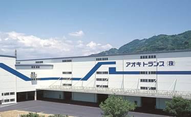 ジャスト・イン・タイムの運送機能を付加した近代的な焼津国際物流センター