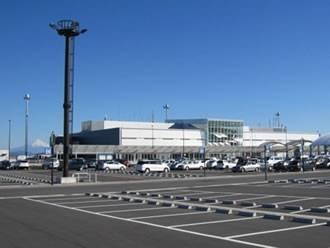 富士山静岡空港に近く、国内・海外へのおでかけに便利