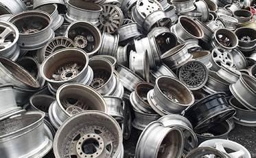 「循環型リサイクル」でアルミホイールの回収シェアは国内トップクラス!