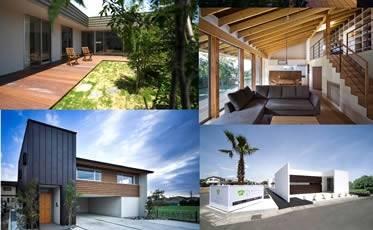 規模も構造も多種多様な建設物を手掛けています。