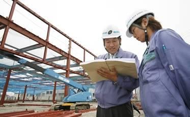 「お客さまの夢実現」に向けて協調し、時にはぶつかり合いながらも、建築プロジェクトの成功を共に目指します。
