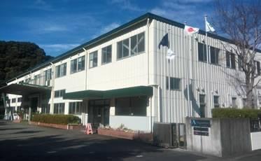 県内唯一の水処理プラントメーカー、アクアインテック本社(掛川市)