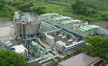 全国の水処理施設の設計・施工を手掛けています